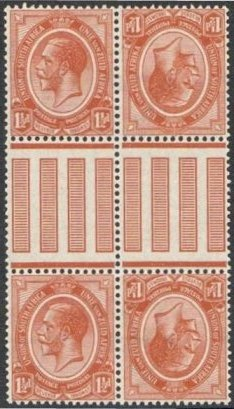 Union Of South Africa Stamps